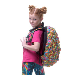 Bubble MadPax Backpack for Kids, Teens and Adults