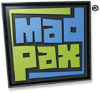 MadPax Backpacks Logo