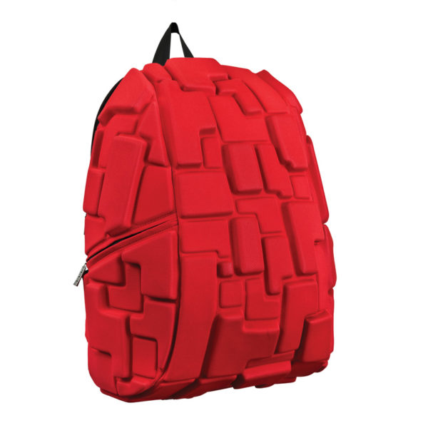 Red Backpack - BLOK 4 Alarm Fire!