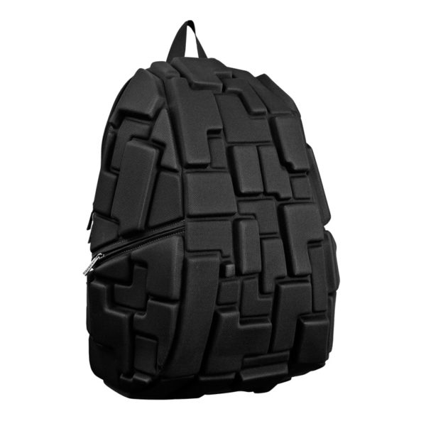 Black Backpack - BLOK Black Out