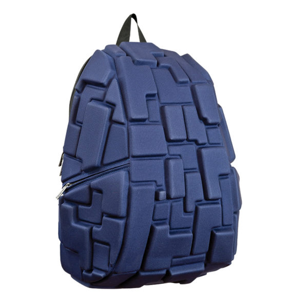 Blue Backpack - BLOK Colors Wild Blue Yonder