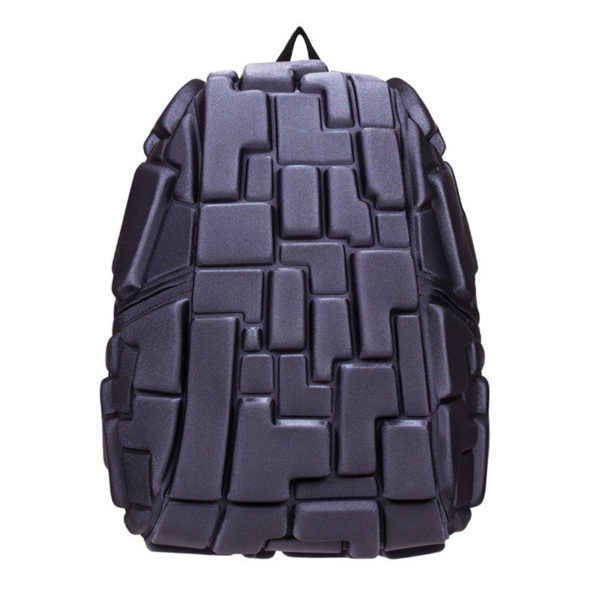 Deep Blue Backpack - BLOK Heavy Metal Outer Limits