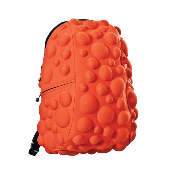 Bubble Color Orange Crush Backpack