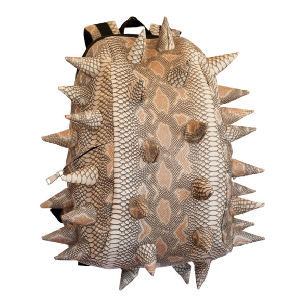 Copper and White Scales Spiketus Rex Pactor Backpack (Land Rover)