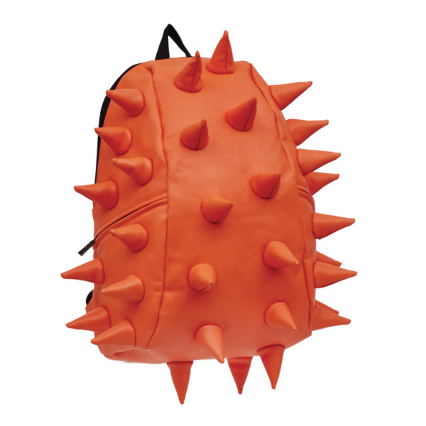 Orange Spiketus Rex Color Backpack (Mango Tango)