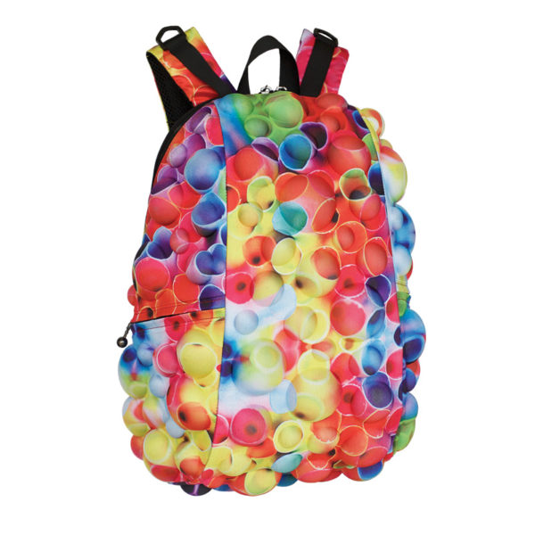 Bubble Colorful Backpack - Tubular Straws