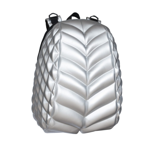 Deep Metallic Silver Bag/Backpack