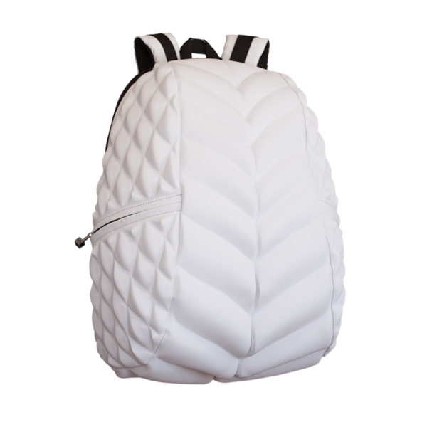 Fashionable White Bag/Backpack