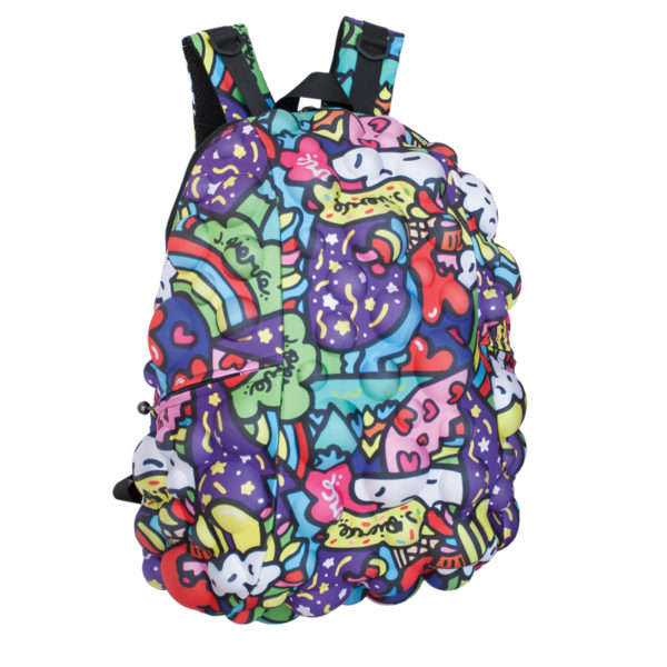 Bubble Pop Art Backpack - Heart 2 Heart