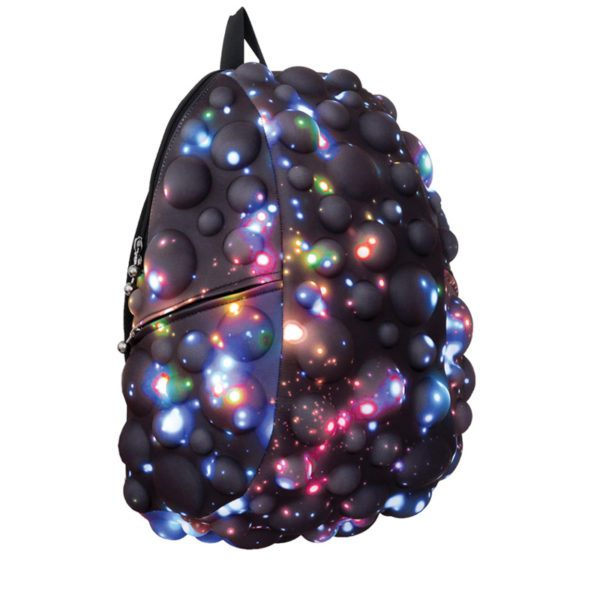 Bubble Space Galaxy Backpack - Monster Grey