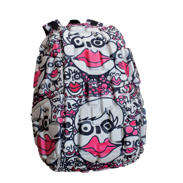 Pop Art Face Backpack - BLOK Artipack Face to Face
