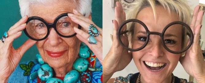 Iris Apfel - Spirit Animal
