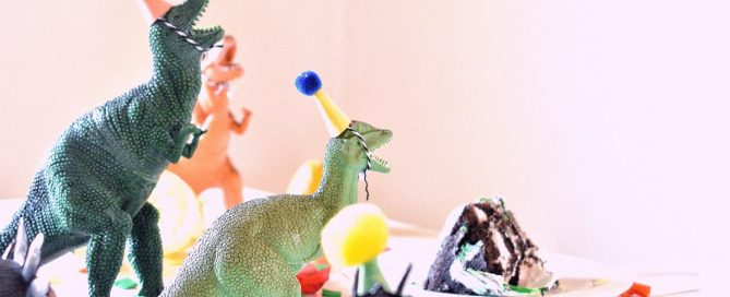 Birthday Dinosaur Celebration